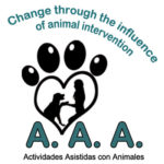 Change through the influence of animal intervention